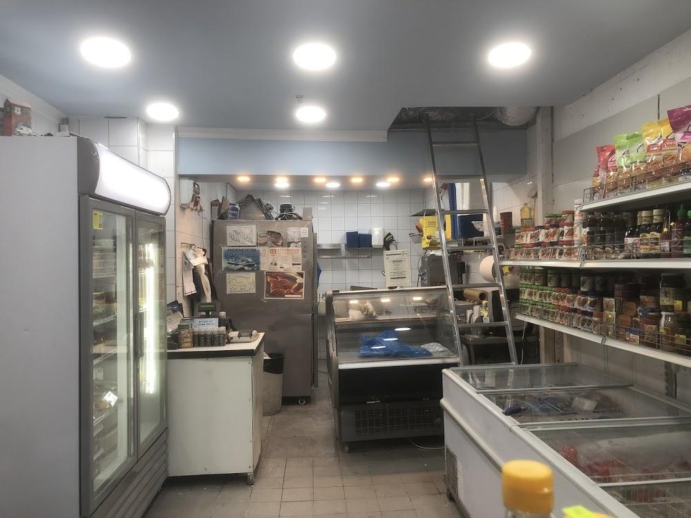 Dubi Dagim Fish Store